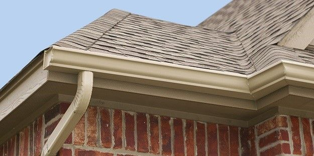 Gutters in Baltimore